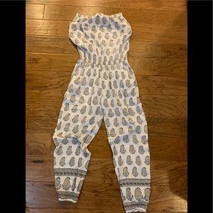 Cool Change Brooke Goa Cotton Jumpsuit M